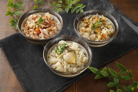 炊き込みご飯6食セット