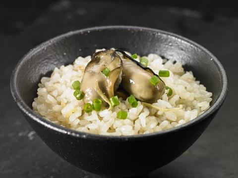 いわがきご飯(レンジ仕様)<水産物応援商品>