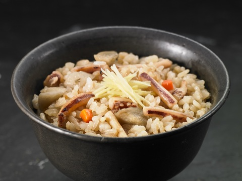 いかご飯(レンジ仕様)<水産物応援商品>