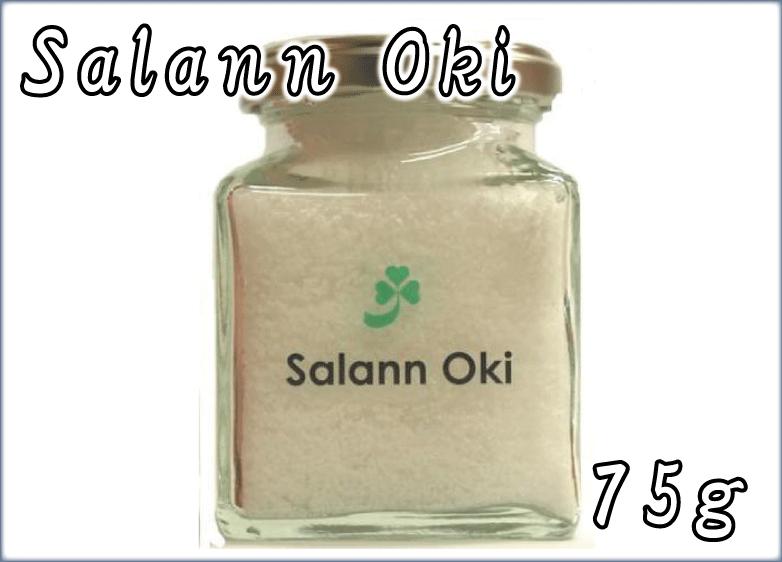[送料無料対象]フレークソルト Salann Oki 75g